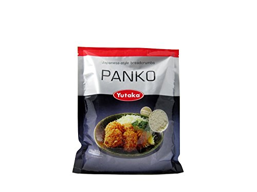 Panko Breadcrumbs for Japanese Cooking 300g Satchet (Pack of 4) from Yutaka