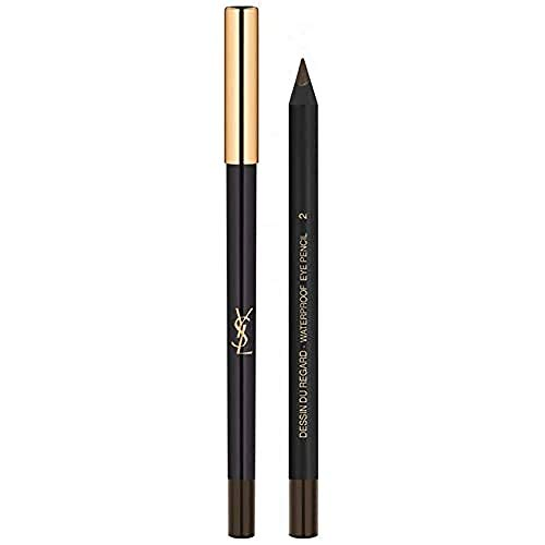 Dessin Du Regard Waterproof Eye Pencil by Yves Saint Laurent N?02 Brun Danger from Yves Saint Laurent