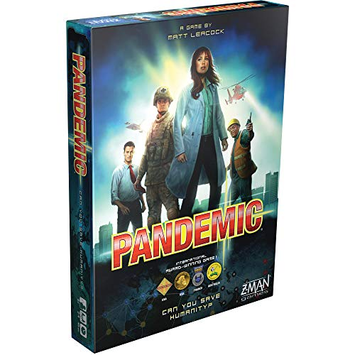 Z-Man Games Pandemic Board Game from Z-Man Games