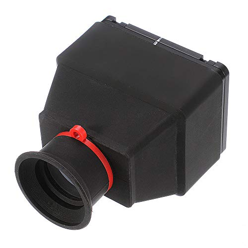 "LCD Viewfinder 3x Loupe Magnifying for Universal 3.0"" Screen DSLR Camera Rubber from ZCTL"