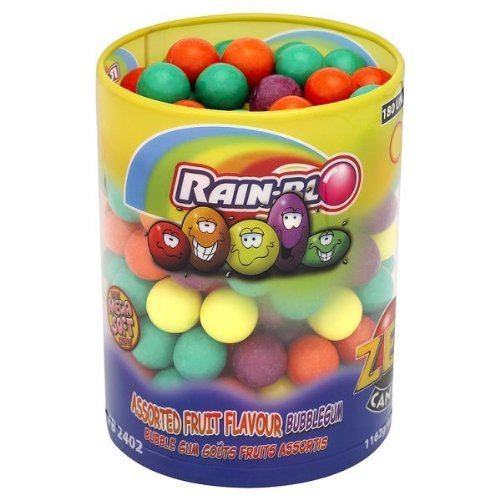 Giant Bubble Gum Balls Tub (180 Balls) from ZED Candy