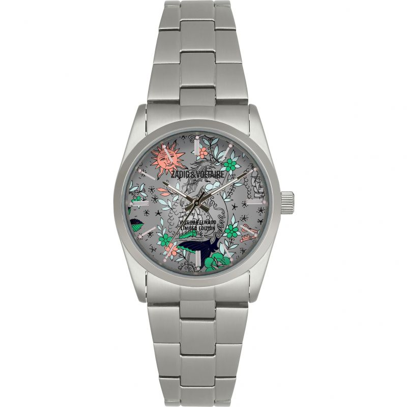 Ladies Zadig & Voltaire Fusion Watch from Zadig & Voltaire