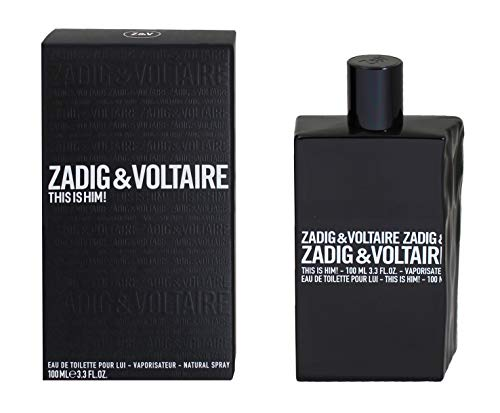 Zadig & Voltaire This Is Him! Cologne, 100 ml from Zadig & Voltaire