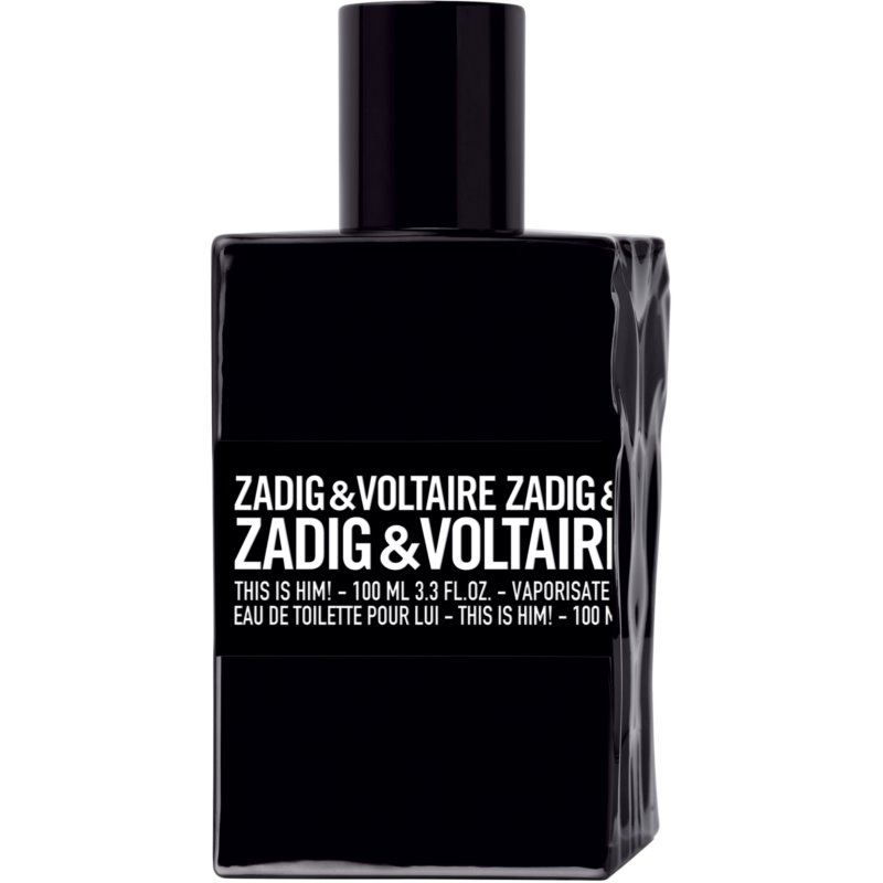 Zadig & Voltaire This is Him! eau de toilette for Men 100 ml from Zadig & Voltaire