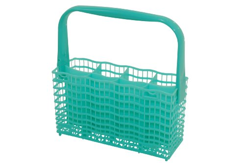 Tricity Bendix Zanussi Dishwasher Green Cutlery Basket (Genuine part number 1524746201) from Zanussi