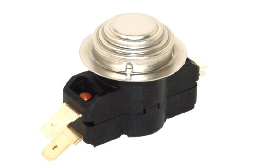 Zanussi Tumble Dryer Thermostat. Genuine part number 1258406105 from Zanussi