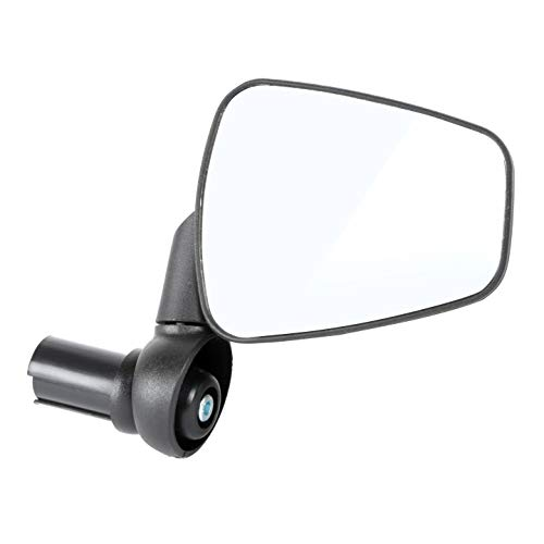 Zefal Unisex's Dooback 2 Right Bar End Mirror, Black, 56cm² from ZEFAL