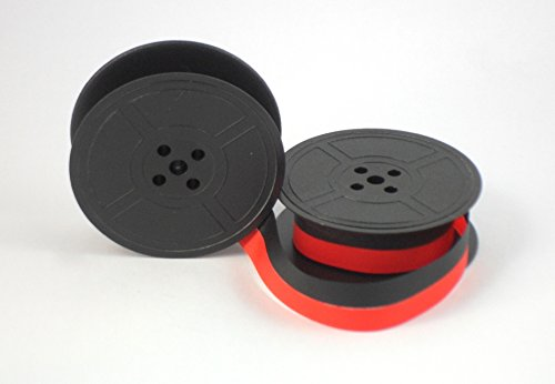 Smith Corona Typewriter Ink Spool Ribbon GR9 - Red and Black from ZenTypewriters