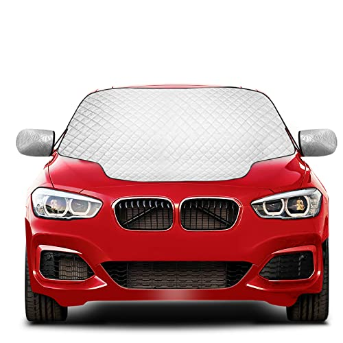 Windscreen Windshield Frost Protector Cover For FIAT 500L MPW 13-ON