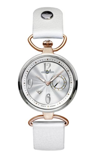 Zeppelin Ladies Watch Princess Small Second Hand White 7439-1 from Zeppelin