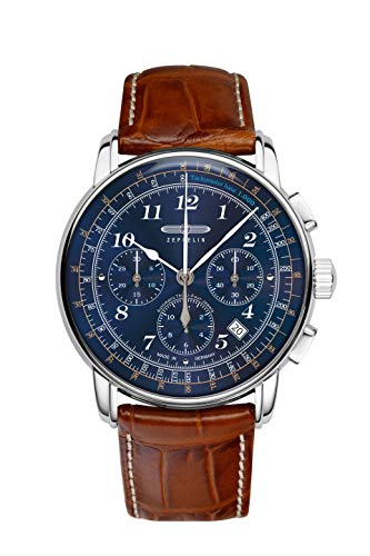 Zeppelin Men's Chronograph Automatic LZ126 Los Angeles 7624-3 from Zeppelin