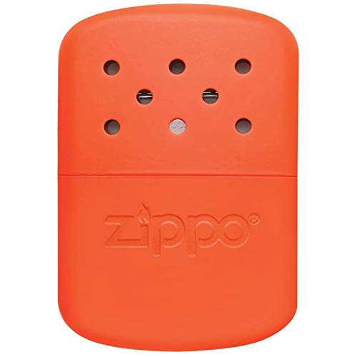 Zippo 12 Hour Easy Fill Re-Useable Hand Warmer - Orange Blaze from Zippo