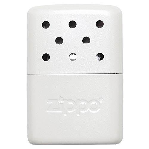 Zippo 6 Hour Easy Fill Re-Useable Hand Warmer - Pearl from Zippo
