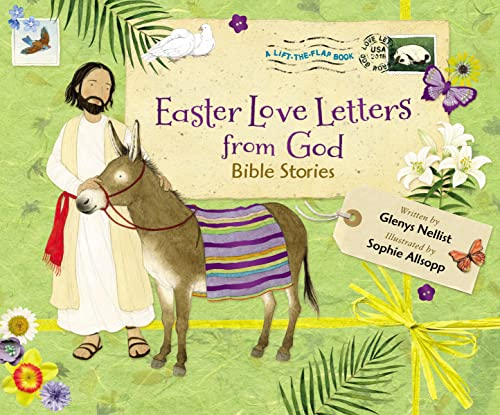 Easter Love Letters from God from Zondervan