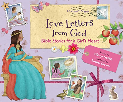 Love Letters from God from Zonderkidz Books