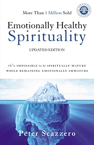 Emotionally Healthy Spirituality from Zondervan Trade