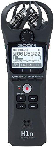 Zoom H1n/UK Handy Recorder from Zoom