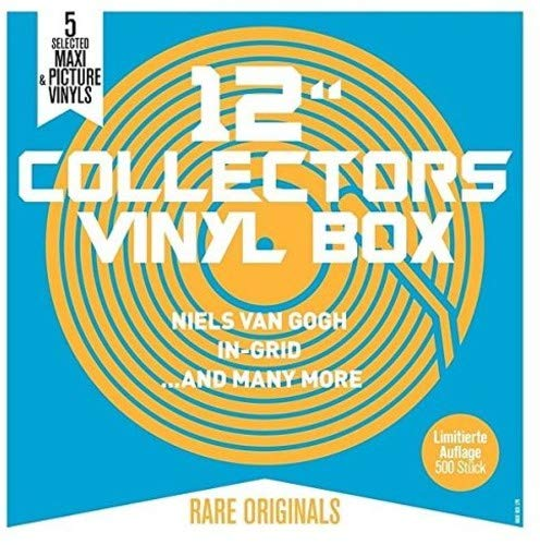 "12"""" Collector's Vinyl Box [VINYL] from Zyx Music (ZYX)"