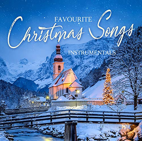 Favourite Christmas Songs (Instrumentals) from Zyx Music (ZYX)