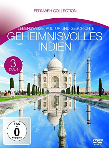 Fernweh Collection - Geheimnisvolles Indien [DVD] from Zyx Music (ZYX)