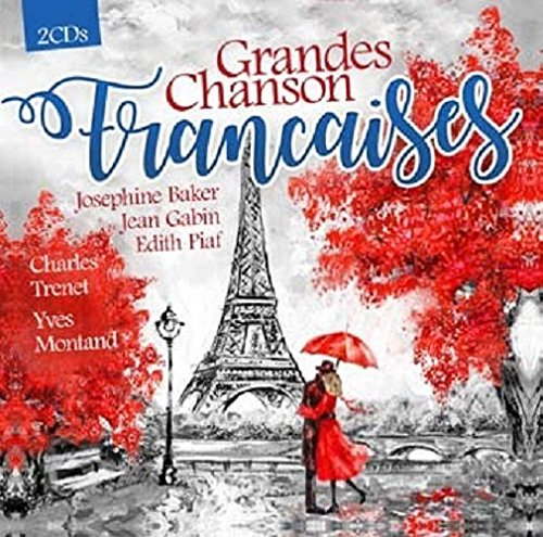 Grandes Chansons Francaises from Zyx Music (ZYX)