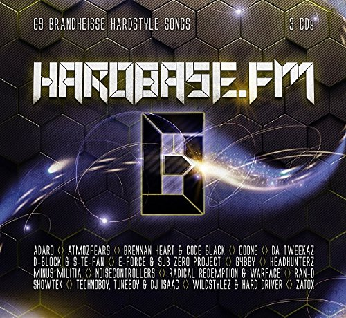 HardBase.FM Vol. 8 from Zyx Music (ZYX)