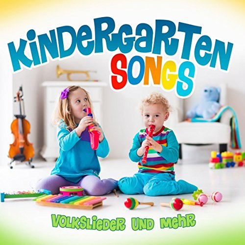 Kindergarten Songs - Volkslieder und mehr from Zyx Music (ZYX)