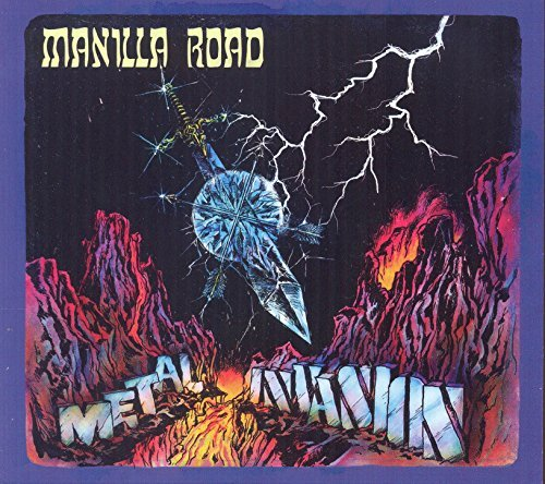 Metal / Invasion by Manilla Road from Zyx Music (ZYX)