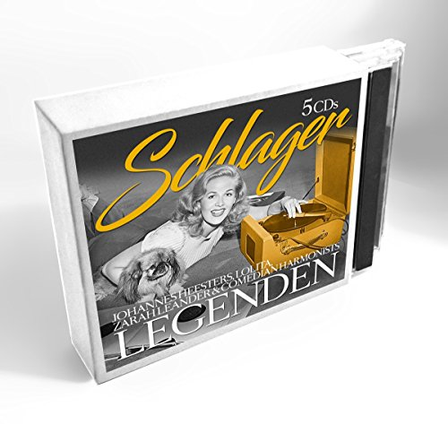 Schlager Legenden from Zyx Music (ZYX)