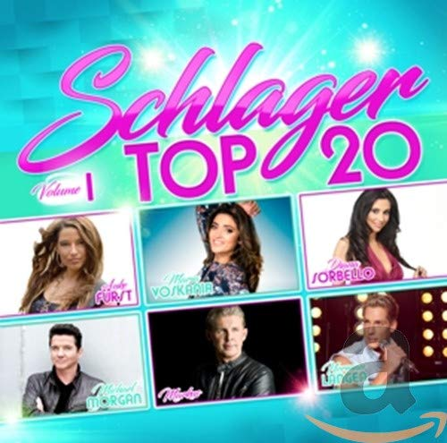 Schlager TOP 20 Vol. 1 from Zyx Music (ZYX)