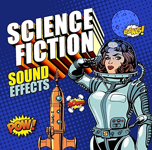 Science Fiction Sound Effects from Zyx Music (ZYX)