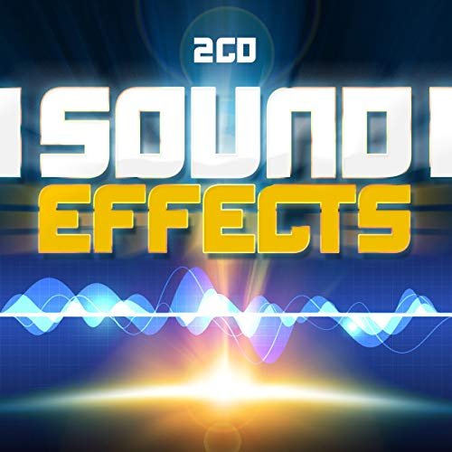 Sound Effects Machines & Nature from Zyx Music (ZYX)
