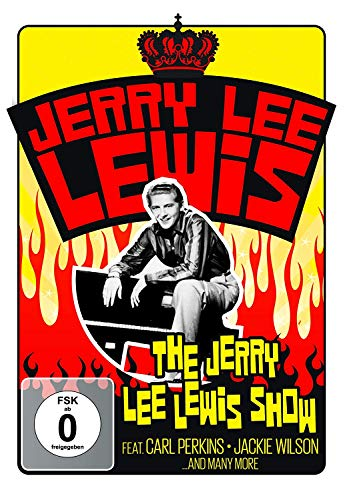 The Jerry Lee Lewis Show [DVD] from Zyx Music (ZYX)