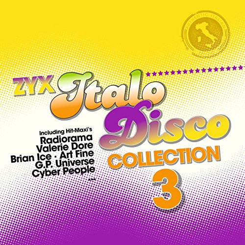ZYX Italo Disco Collection 3 [VINYL] from Zyx Music (ZYX)