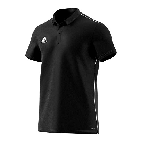 Adidas Kid's Core 18 Jacket, Black (Black / White),5-6 years (Size Manufacturer: 116 cm) from adidas