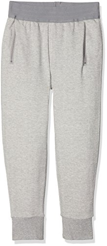 adidas Girls' Yg Id Wide Pt Trousers, Grey/Brgrin/Blanco, Size 128 from adidas