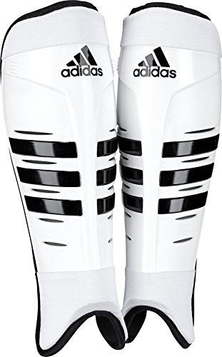 adidas Unisex's Hockey SG Shin Guards, White/Black, XS from adidas