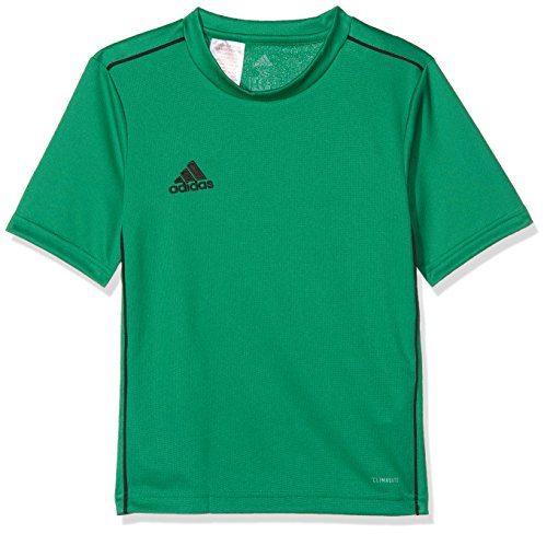 5750ba12c95 adidas Kid's Core 18 Jersey, Bold Green/Black, Size 116 from adidas. found  at Amazon