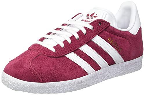 f7f1e994c514 adidas Men s s Gazelle Gymnastics Shoes Red Collegiate Burgundy FTWR  White Gold Met