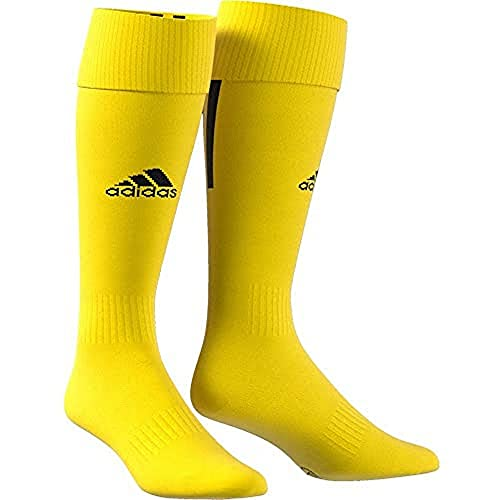 adidas Santos 18 Socks, Yellow/Black,  40 - 42 EU (L) from adidas