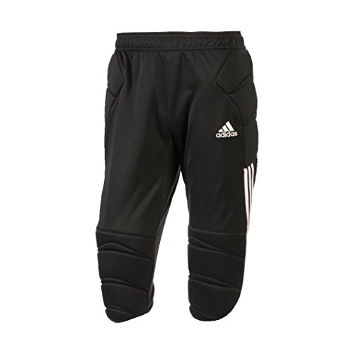 Adidas Men Tierro 13 Goalkeeper 3/4 Pants - Black, 2X-Large from adidas