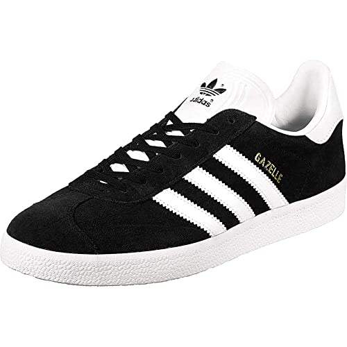 Adidas Unisex Adults' Gazelle Low-Top Sneakers, Black (Core Black), 6 UK from adidas