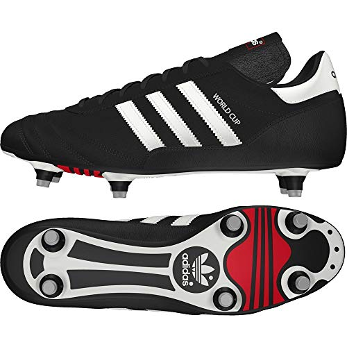 adidas World Cup, Men's Footbal Shoes, Black (Black/running White Ftw), 7 UK (40 2/3 EU) from adidas