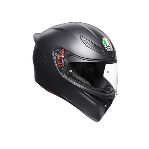 AGV K1 Solid Full Face Motorcycle Helmet from AGV