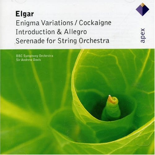 Elgar : Enigma Variations / Cockaigne, Introduction & Allegro & Serenade For String Orchestra (2007-07-26) from apex