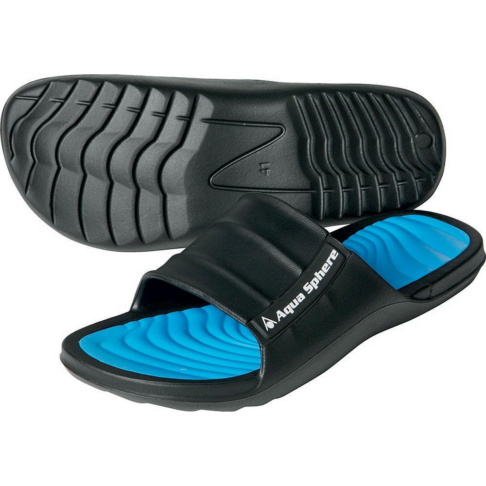 Aqua SPHERE WAVE POOL SHOE NEROROYAL BLUE 38