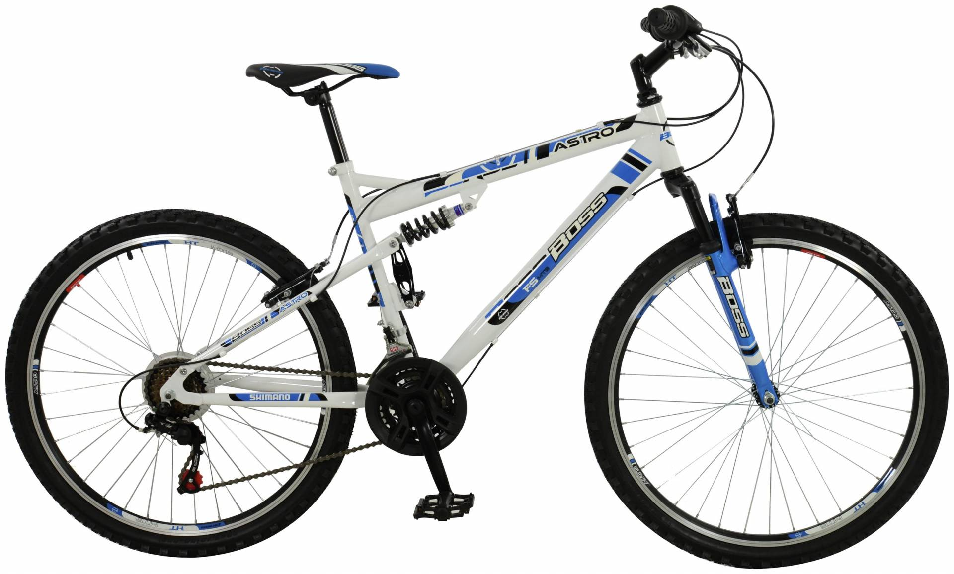 Boss Astro 26 inch Wheel Size Mens Mountain Bike from boss