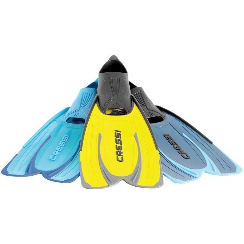 Full foot fins Agua from Cressi
