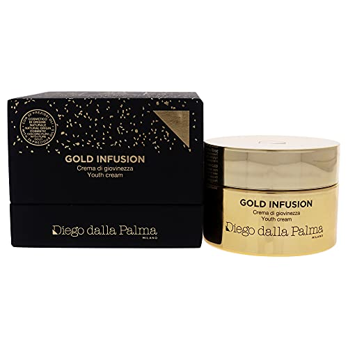 Diego Dalla Palma Gold Infusion Cream of Youth, Beauty and Cosmetics - 45 ml from diego dalla palma