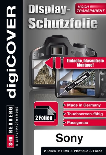 digiCOVER B3274 Screen Protection Film for Sony DSLR-Alpha 37 from digiCOVER